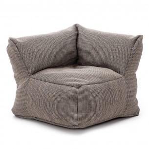 DOTTY CLUB CORNER Armchair Grey size M