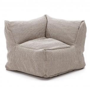 DOTTY CLUB CORNER Armchair Beige size M