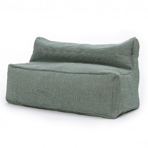 DOTTY XL Love Seat Turquoise