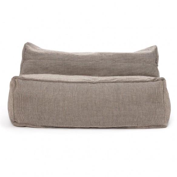 DOTTY XL Love Seat Grey Roolf