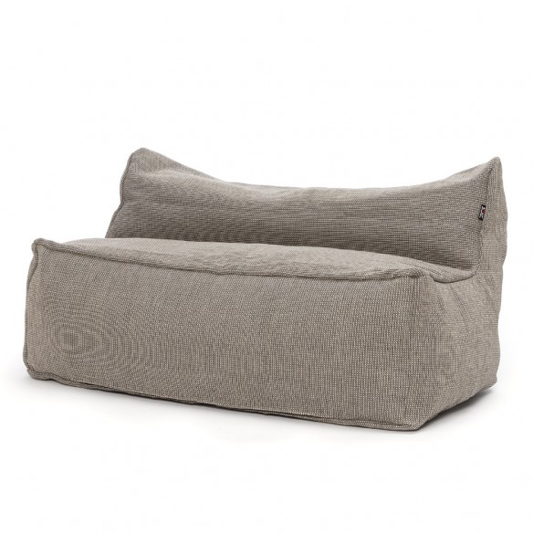 DOTTY XL Love Seat Grey