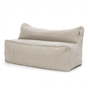 DOTTY XL Love Seat Beige