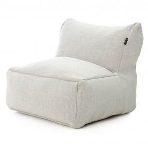DOTTY Garden Armchair White...