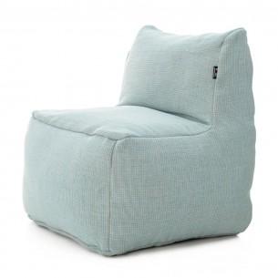DOTTY Garden Armchair Pastel Bleu Size XL