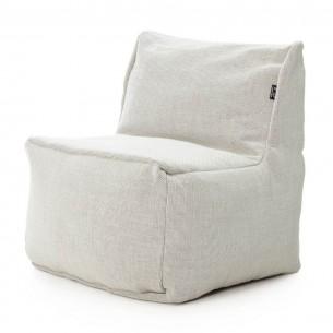 DOTTY Garden Armchair White Size XL