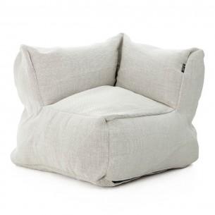 DOTTY CLUB CORNER Armchair White size M