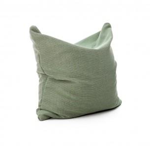 DOTTY Bag Lime - Giant Outdoor Pouf Cushion W140cm