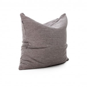 DOTTY Bag Plum – Giant Outdoor Pouf Cushion W140cm