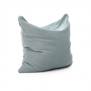 DOTTY Bag Pastel Blue – Giant Outdoor Pouf Cushion W140cm