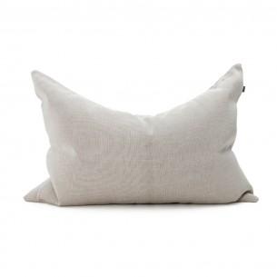 DOTTY Bag XL White – Giant Outdoor Pouf Cushion W210cm