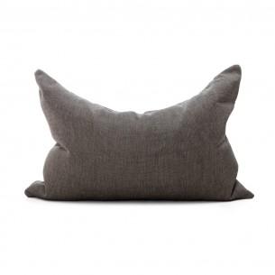 DOTTY Bag XL Grey – Giant Outdoor Pouf Cushion W210cm