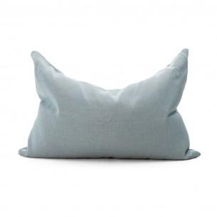 DOTTY Bag XL Pastel Blue – Giant Outdoor Pouf Cushion W210cm