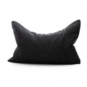 DOTTY Bag XL Anthracite – Giant Outdoor Pouf Cushion W210cm