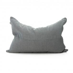 DOTTY Bag XL Navy Blue – Giant Outdoor Pouf Cushion W210cm
