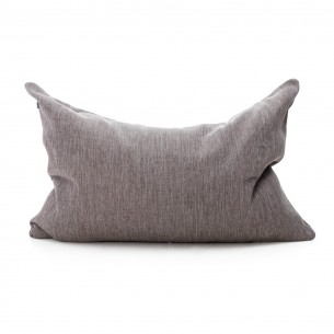 DOTTY Bag XL Plum – Giant Outdoor Pouf Cushion W210cm