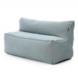 DOTTY XL Love Seat Pastel Blue