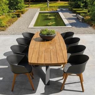 Table de jardin TIMOR en...